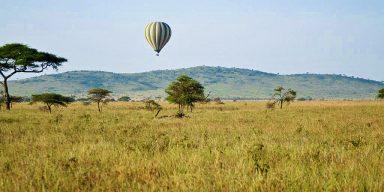 8days/7night Serengeti Hot Ballon Safari